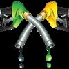 El precio de la gasolina, a la baja