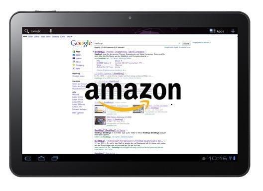 Amazon presenta el Kindle Fire