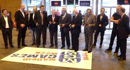Vuelve la Madrid Games Week
