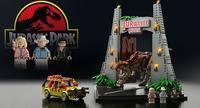 Jurassic World y Los Vengadores tendrán su juego LEGO
