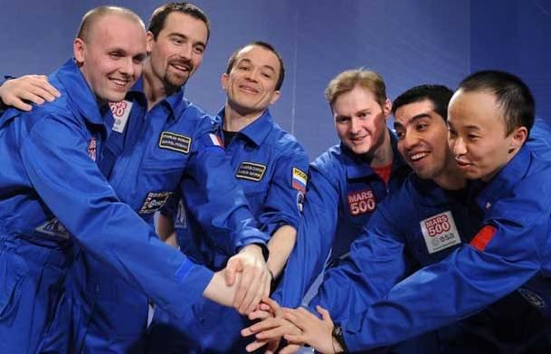 Proyecto Marss500: Odisea marciana desde tierra