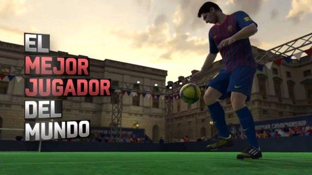 Messi será la imagen de FIFA