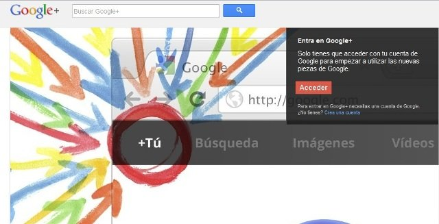 Los Trending Topic de Google+
