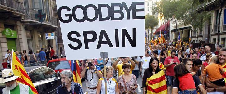 Qué piensa la OTAN de la independencia de Cataluña