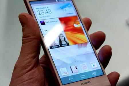 Los móviles chinos empiezan a comerse el mercado