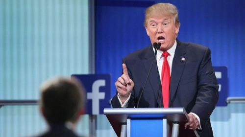 El Gobierno estadounidense pide a Facebook datos de usuarios críticos con Trump