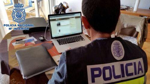 Detenido un groomer por acosar a menores de edad a través de Internet
