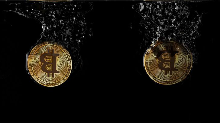 El bitcoin se hunde