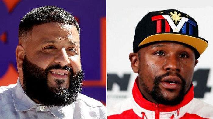Floyd Mayweather Jr. y DJ Khaled, acusados de fraude