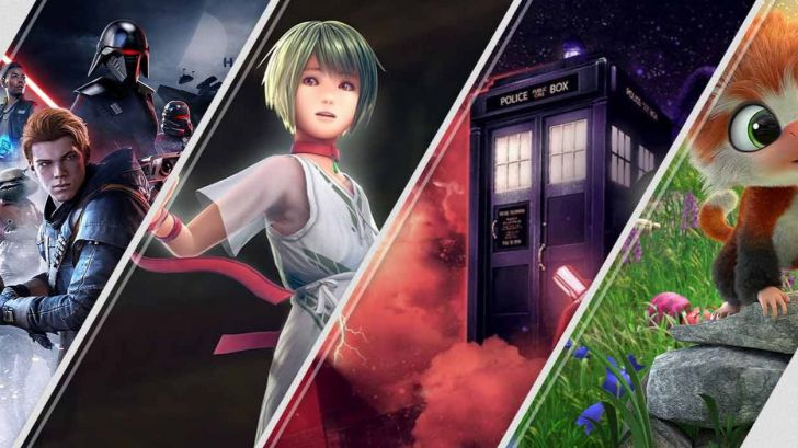 Star Wars: Jedi Fallen Order, Last Labyrinth y Doctor Who: The Edge of Time llegan esta semana a PS4