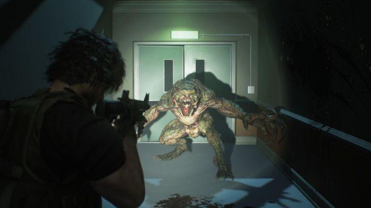 Las nuevas capturas nos desvelan lugares de Raccoon City, supervivientes, soldados de Umbrella y mucho más.
