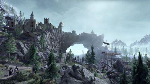 Regresa a Skyrim con la próxima expansión en The Elder Scrolls Online