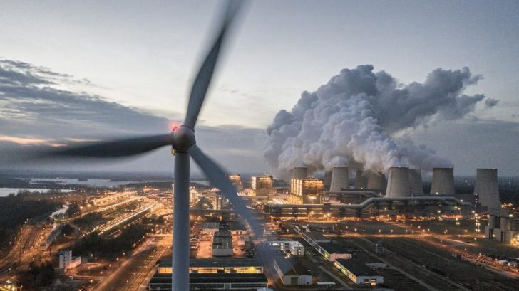 Greenpeace denuncia que el envío del PNIEC a la UE viola la obligación de participación pública