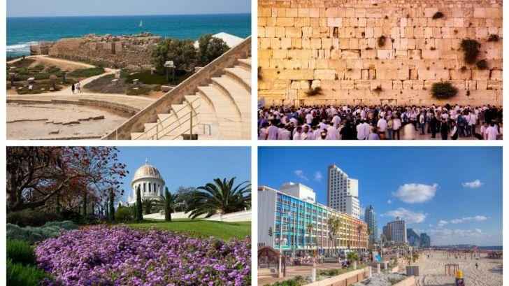 Israel en vivo a solo un clic de distancia