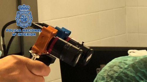 Un dispositivo que permita 'ver' el coronavirus depositado en las superficies