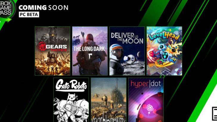 Próximamente en Xbox Game Pass: Gears Tactics, The Long Dark, Deliver Us The Moon, Gato Roboto y más