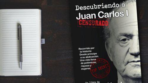 Nuestra recomendación para el 'Día del libro': Descubriendo a Juan Carlos I, de Joaquín Abad