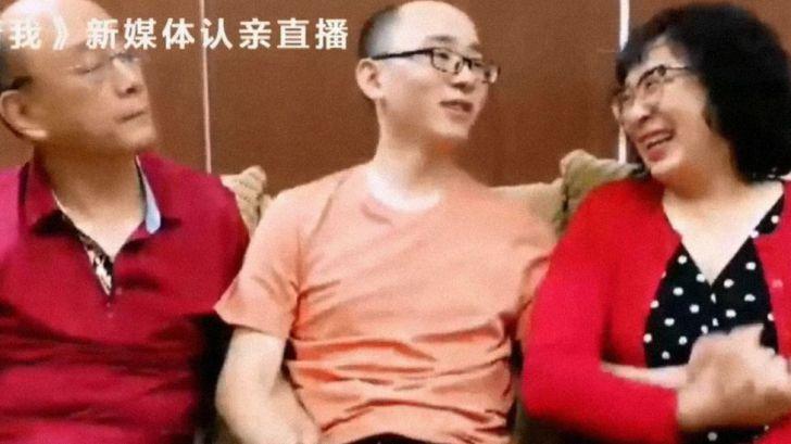 El reconocimiento facial consigue dar con su hijo secuestrado 32 años después