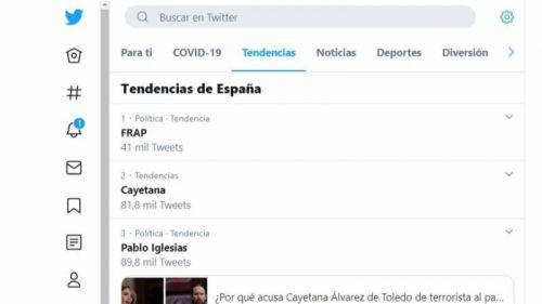 42 años después de su disolución el FRAP revive como primer 'trending topic' en España