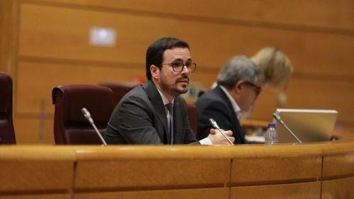 Alberto Garzón: 'Las monedas virtuales promueven un juego compulsivo'