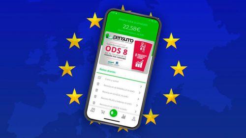 'Recicla y suma', la app definitiva que te paga por reciclar