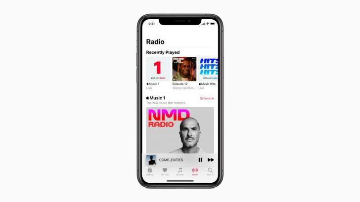 Apple anuncia nueva radio