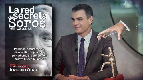 Libros recomendados: 'La red secreta de Soros en España', de Joaquín Abad
