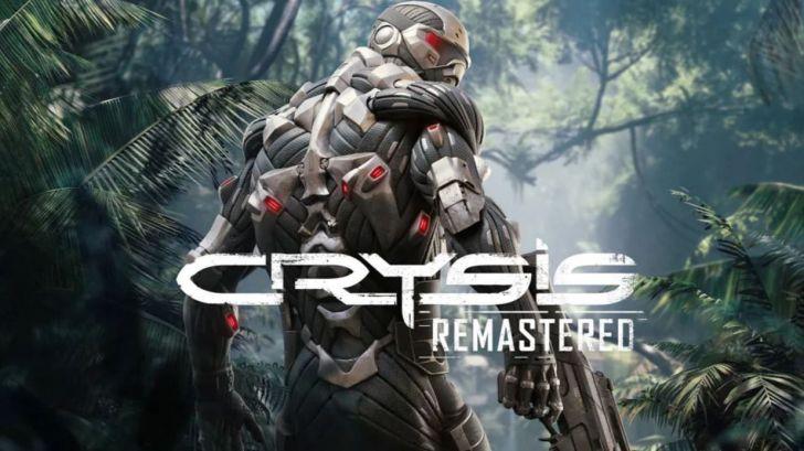 Crysis Remastered llegará a nuestras vidas el 18 de septiembre