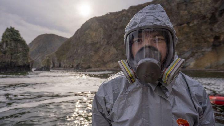 Desastre ambiental en Kamchatka