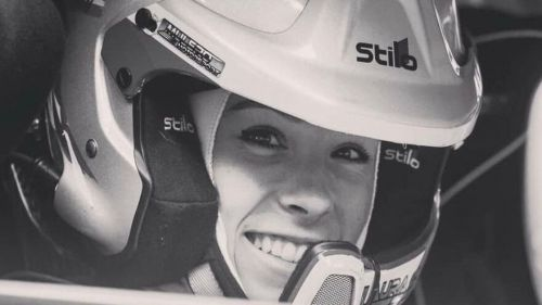 Muere la copiloto Laura Salvo mientras disputaba un rally en Portugal