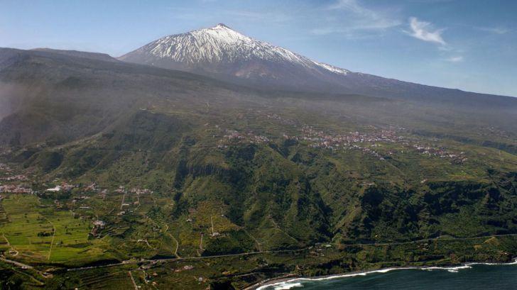 Se inaugura en Tenerife el sendero con mayor desnivel de España