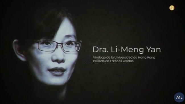 Iker Jiménez entrevista en exclusiva a la viróloga china huida a Estados Unidos