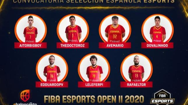 El FIBA Esports Open II 2020 ya está en marcha