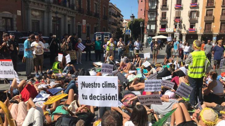 Presentada ante el Tribunal Supremo la demanda contra el Gobierno por falta de acción climática