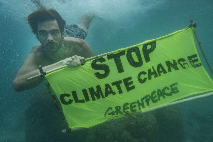 Greenpeace España y sus retos para 2021