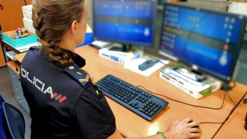 La Policía Nacional evita el suicidio de una menor que publicó sus intenciones en TikTok