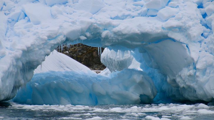 Inusual actividad sísmica en la península Antártica