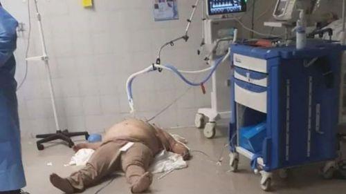 Los horrores de la pandemia de Covid-19 siguen viralizándose