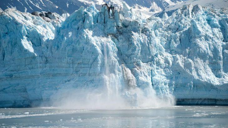 La fusión de los grandes icebergs es un paso clave en la evolución de las épocas glaciares