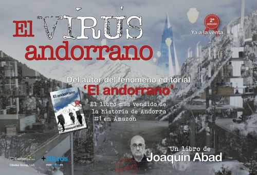 Una novela ahonda en el trasfondo del coronavirus