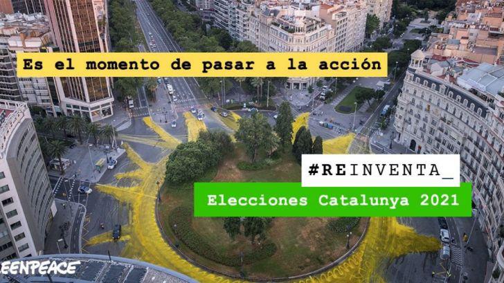 Greenpeace pide compromiso frente a la crisis ecológica y social en las propuestas electorales