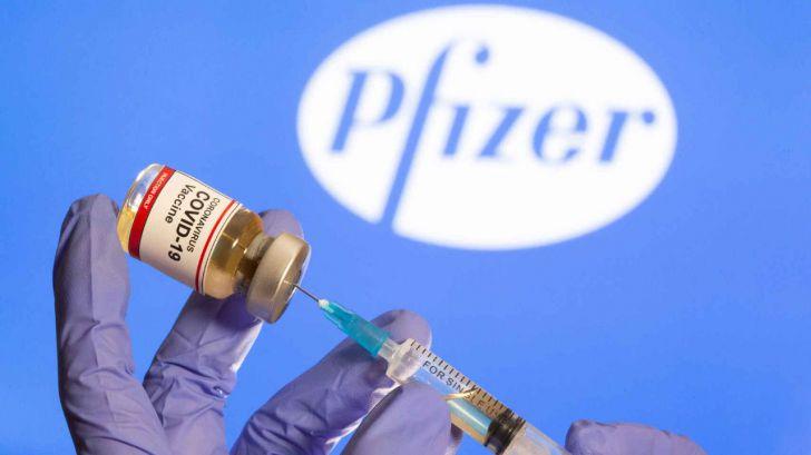 Sobre la vacuna de Pfizer: Protege contra las variantes británica y sudafricana