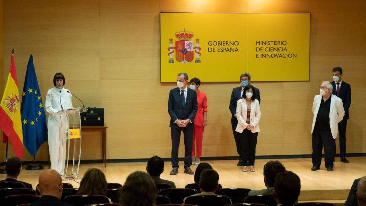 Diana Morant sustituye al astronauta Pedro Duque