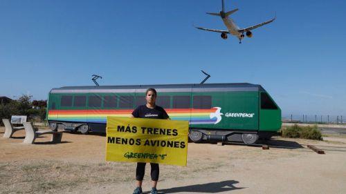 Greenpeace denuncia la incoherencia climática del Gobierno Central y la Generalitat