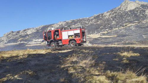 El incendio de Ávila ya es el cuarto más grave desde que hay registros en España