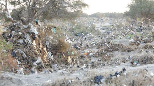 Ramblas, torrentes y barrancos, puntos negros de abandono de residuos