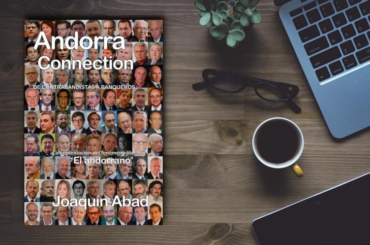 Joaquín Abad regresa rompiendo tabúes sobre Andorra en su último libro