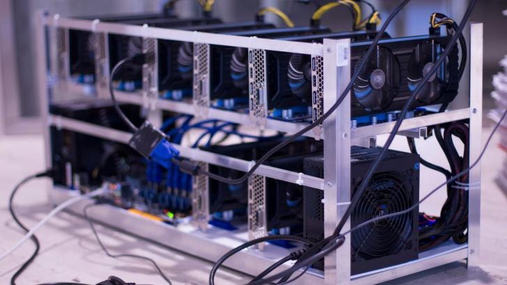 Incautan en China 600 ordenadores usados para la minería de bitcoin