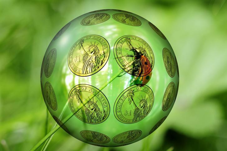 Bitcoin ya contamina más que producir monedas físicas
