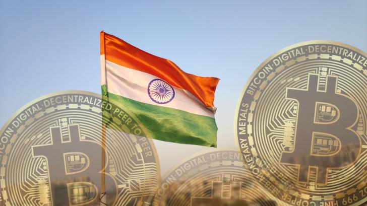 A prisión por tener criptomonedas en la India